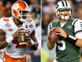 Watch: Jeremiah: QBs in the draft are better than any on Jets roster