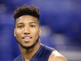 Watch: Marlon Humphrey 2017 Combine Workout