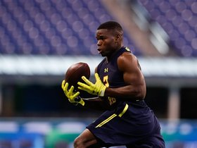 Watch: Tarik Cohen 2017 Combine Workout