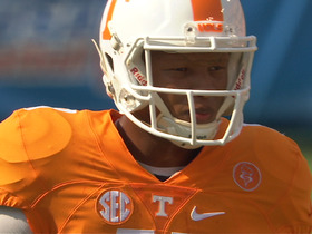 Watch: Joshua Dobbs joins Move the Sticks