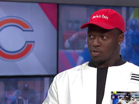Watch: What are Jordan Howard's expectations for Bears in 2017?