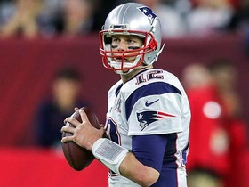 Watch: Evans: If Brady avoids injury like Manning's, he can play 6 or 7 more years