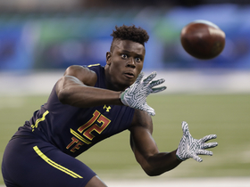 Watch: David Njoku 2017 Combine Workout