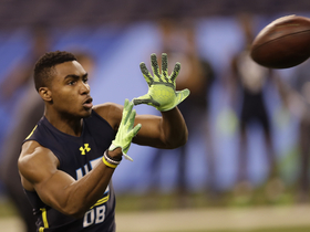 Watch: Sojourn Shelton Combine Workout