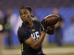 Watch: Channing Stribling Combine Workout
