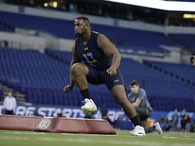 Watch: Davon Godchaux 2017 Combine Workout