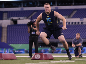 Watch: Ryan Glasgow 2017 Combine Workout