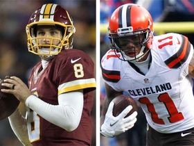 Watch: Next Gen Stats Preview: Will Pryor work with Cousins?
