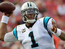 Watch: Rapoport: Cam Newton not expected to throw for 12 weeks