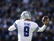 Watch: Burleson: Romo is a rockstar in the league, it'll be hard to walk away