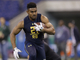 Watch: Jeremy McNichols 2017 Combine Workout