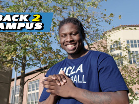 Watch: Back2Campus: Maurice Jones-Drew and Takk McKinley at UCLA