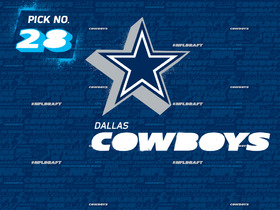 Watch: 2017 NFL Mock Draft Live: Cowboys No. 28