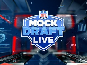 Watch: 'Mock Draft Live': Draft Week Special