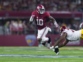 Watch: Rapoport: Reuben Foster not likely to fall out of first round