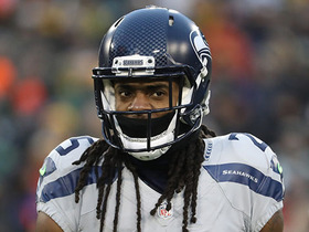 Watch: Garafolo: 'Transparency' helped Sherman trade talks stay positive
