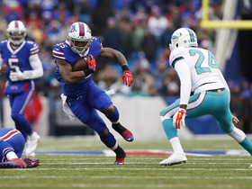 Watch: Mike Gillislee 2016 Highlights