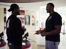 Watch: Back2Campus: Willie McGinest and Juju Smith-Schuster