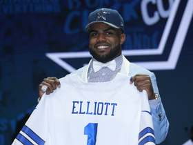 Watch: MY DRAFT: Ezekiel Elliott