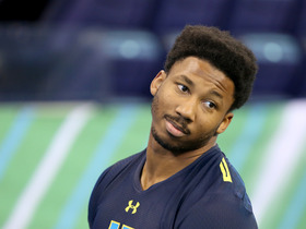 Watch: Draft Facts: Myles Garrett knows a lot about Dinosaurs