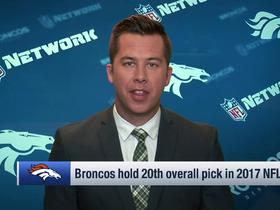 Watch: Palmer: Broncos eyeing a left tackle in the draft that could be day 1 starter