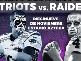 Watch: Patriots vs Raiders in Mexico Preview Trailer