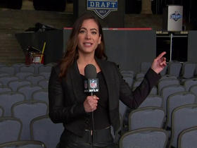 Watch: Impact of inclement weather on draft preparations