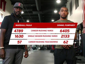 Watch: Back 2 Campus: Marshall Faulk and Donnel Pumphrey
