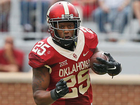 Watch: Jones: Don't expect either New York team to draft Mixon