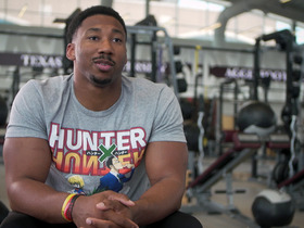 Watch: NFL 360: Myles Garrett Keeps Digging