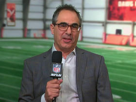 Watch: Silver: Browns have spoken to 4 teams in top 8 to possibly move up