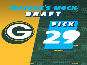 Watch: Mayock mock draft - No. 29: Packers