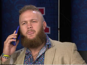 Watch: Ben Boulware practices getting his draft call