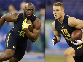 Watch: Joel Klatt: The versatility of McCaffrey makes him a bigger value over Fournette