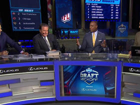 Watch: What are potential surprises in Round 1 of NFL Draft?