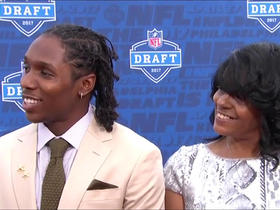 Watch: Adoree Jackson: I'm ready for the big stage