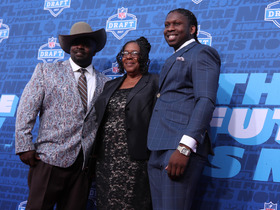 Watch: Takkarist McKinley: 'I'm doing this for Richmond, I'm doing this for Oakland'