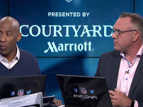 Watch: Brooks: It's all about the QBs and which teams decide to take them