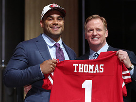 Watch: Instant Draft Grade Solomon Thomas: A