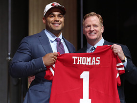 Watch: 49ers select Solomon Thomas No. 3 in the 2017 NFL Draft