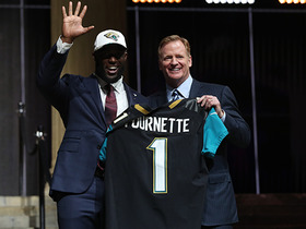 Watch: Instant Draft Grade Leonard Fournette: A+