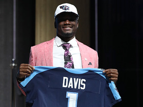 Watch: Titans select Corey Davis No. 5 in the 2017 NFL Draft