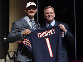 Watch: Mayock on Trubisky pick: 'I obviously didn't see that coming'