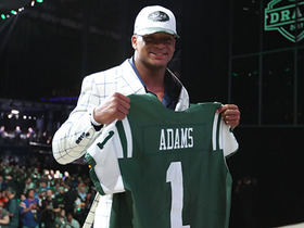 Watch: Instant Draft Grade Jamal Adams: A