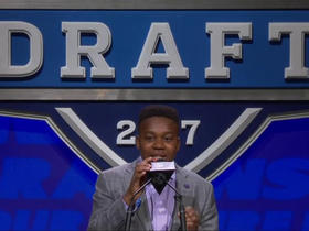 Watch: Participant in Make-A-Wish program announces Ravens' 1st Round pick