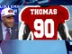 Watch: Solomon Thomas takes a look at his new uniform