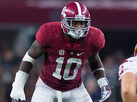Watch: Is diluted urine sample factor in Reuben Foster dropping in draft?