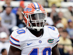 Watch: Instant Draft Grade Jarrad Davis: B+