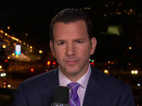 Watch: Rapoport: Teams are interested in trading up with Packers to draft QB