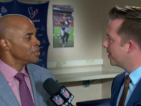 Watch: Texans GM Rick Smith explains why they traded up to select Deshaun Watson